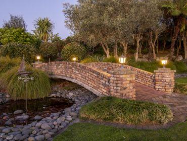 The Homestead Event and Wedding Venue, Eagle Ridge Country Estate, Bridge and garden