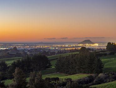 The Homestead Event and Wedding Venue, Eagle Ridge Country Estate, sunset, mount maunganui